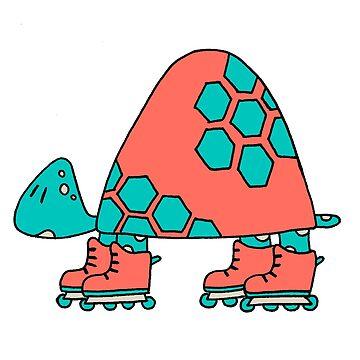 Tortoise by SoniaJodar