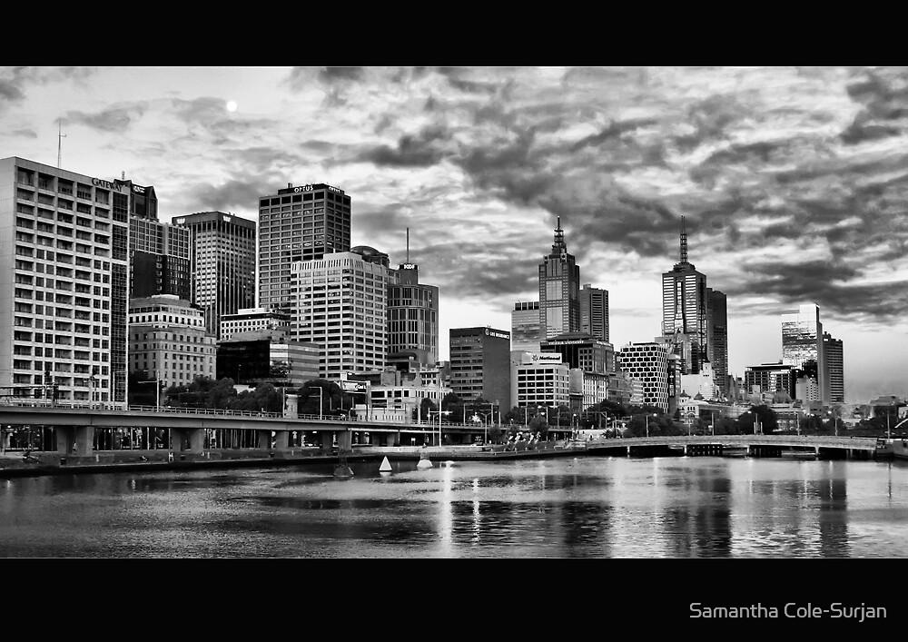 City by Samantha Cole-Surjan