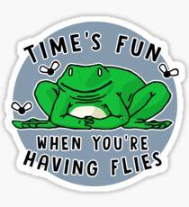 Time's Fun Sticker