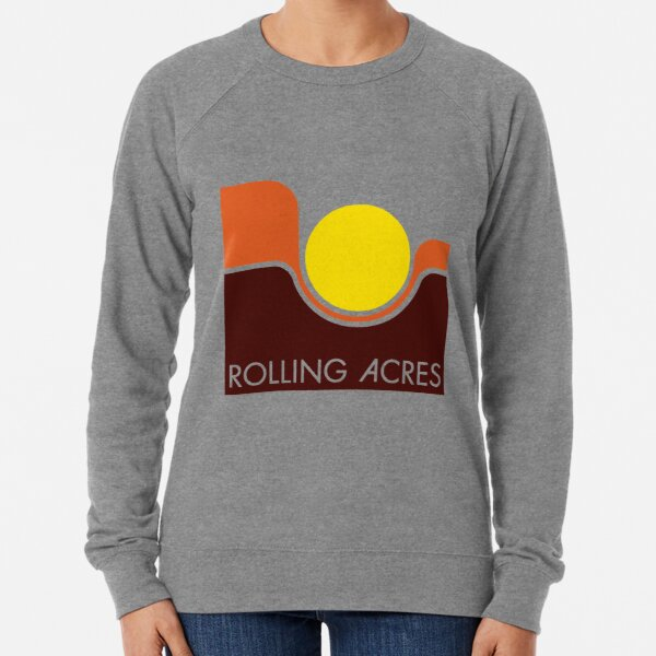 Rolling Acres Mall Vintage 1970's Lightweight Sweatshirt