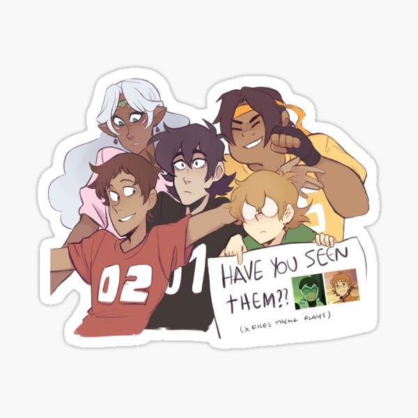 s3 set up Sticker