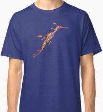Orange Sea Dragon Classic T-Shirt