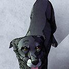 «Happy Doggo» de Illustratorz