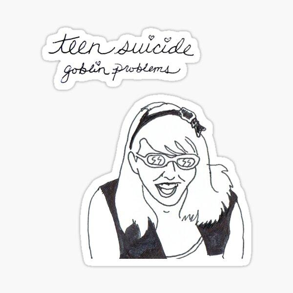 Emoji Decal Waterproof Durable Black Box Funny Car Sticker /'Blame My Dad/'