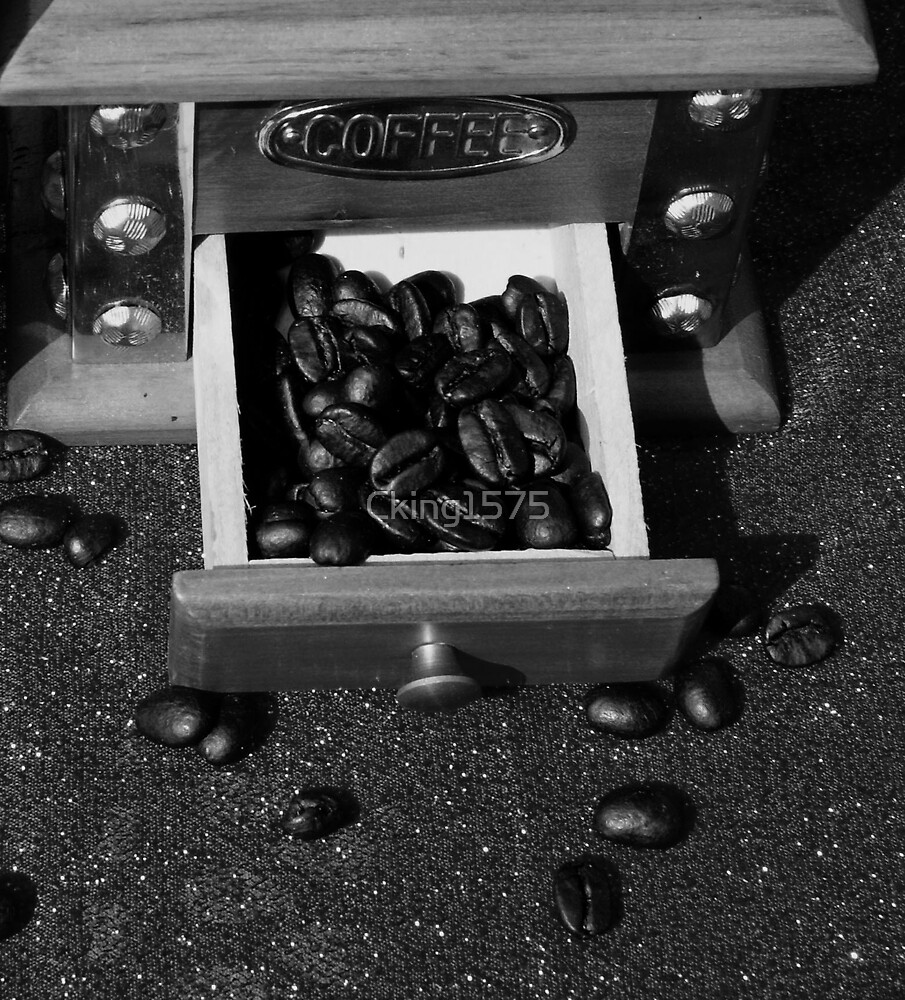 Who spilled the coffee beans? by Cking1575