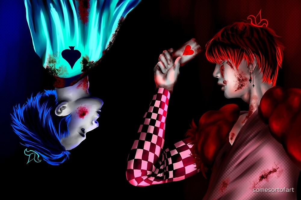 VIXX LR Joker by somesortofart