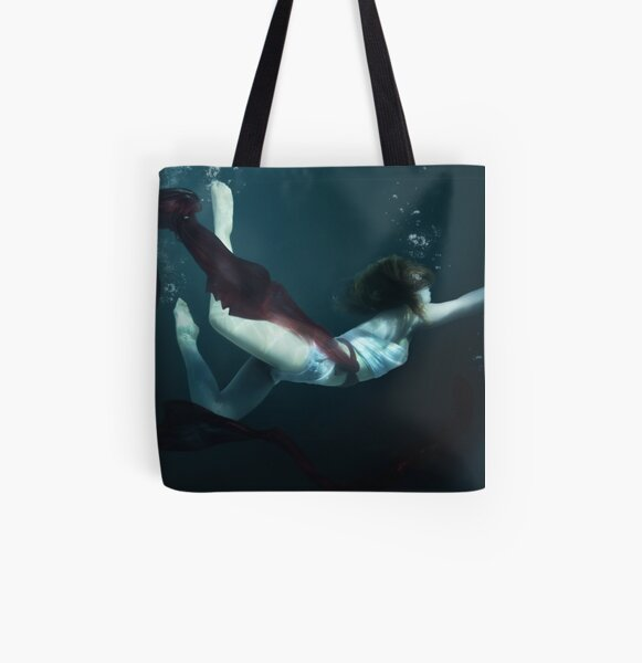 Concrete Cell All Over Print Tote Bag