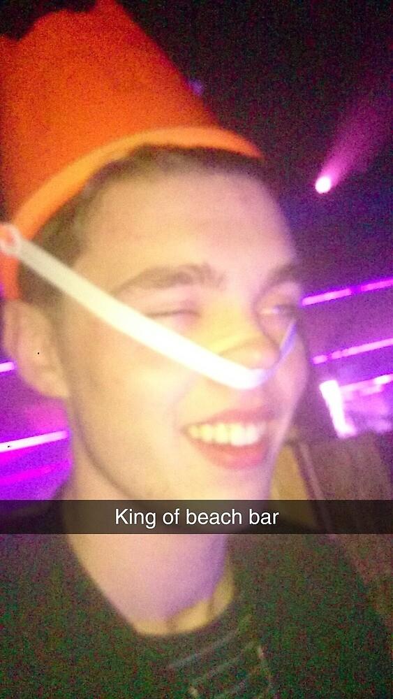 King of Beach Bar by fusung