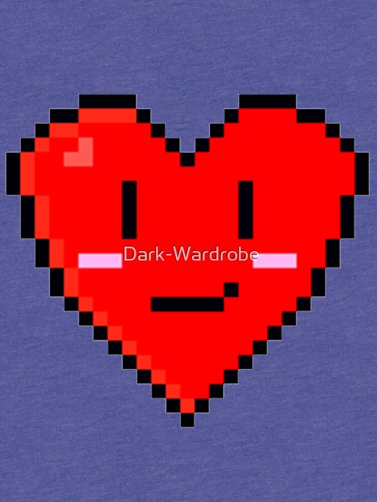 Retro Valentinsgrüße von Dark-Wardrobe