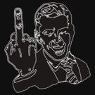 The Finger by Blahzeedee