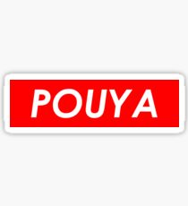 Pouya Sticker