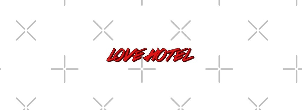 love hotel w/o background  by allieplummer