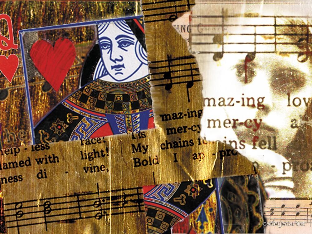 Queen of Hearts (New Queen) by sadeyedartist
