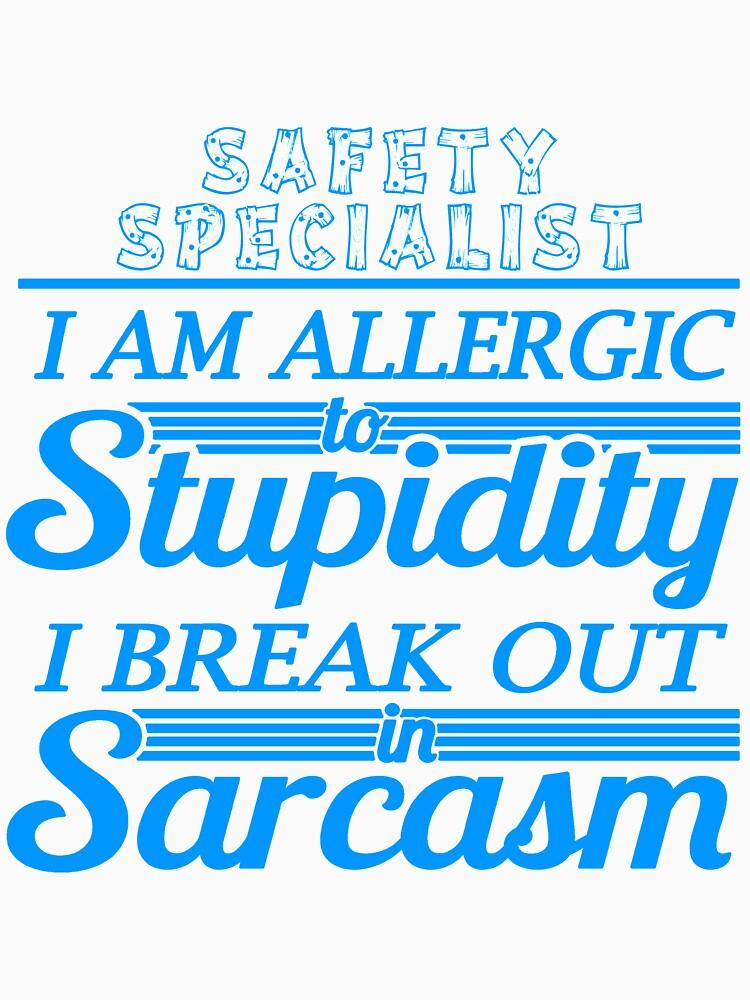 SAFETY SPECIALIST by EmmaaeNoah
