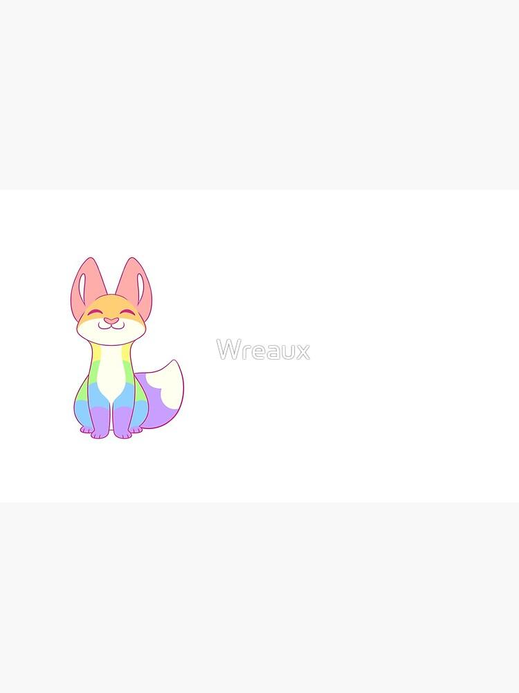 Gay Pride Fuchs von Wreaux