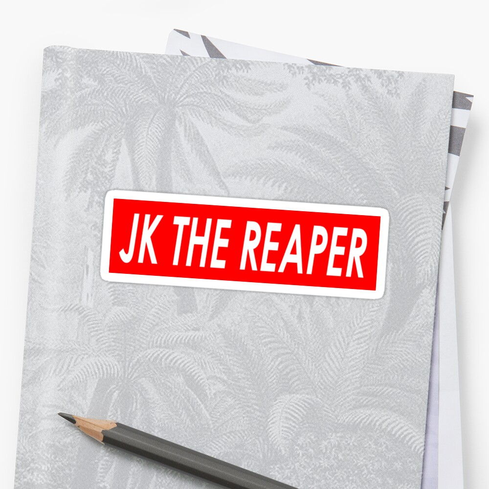 JK THE REAPER by VeryRaree