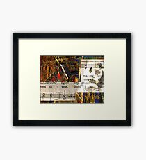 King of Hearts--Majestic Framed Print