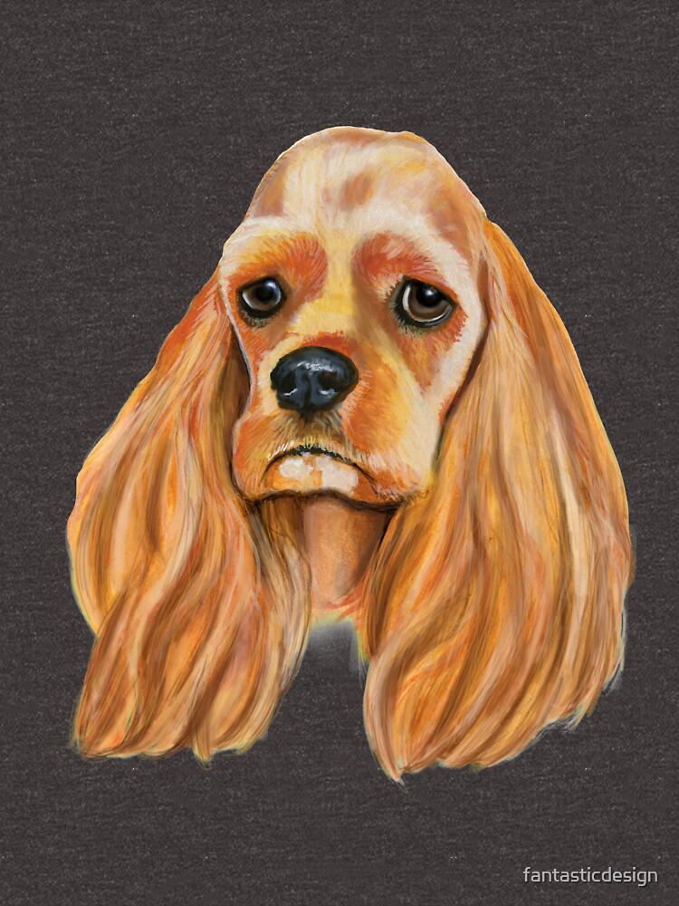 Cocker Spaniel A Beloved Companion by fantasticdesign