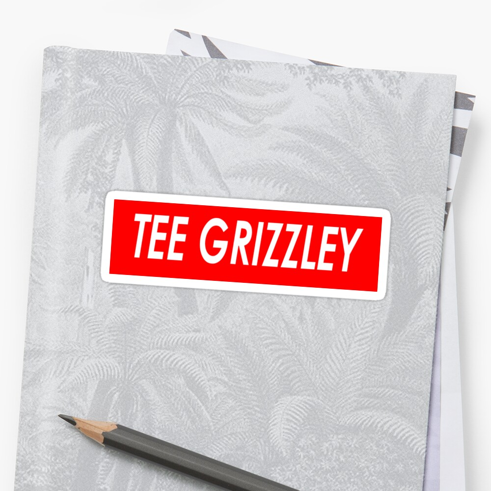 TEE GRIZZLEY by VeryRaree