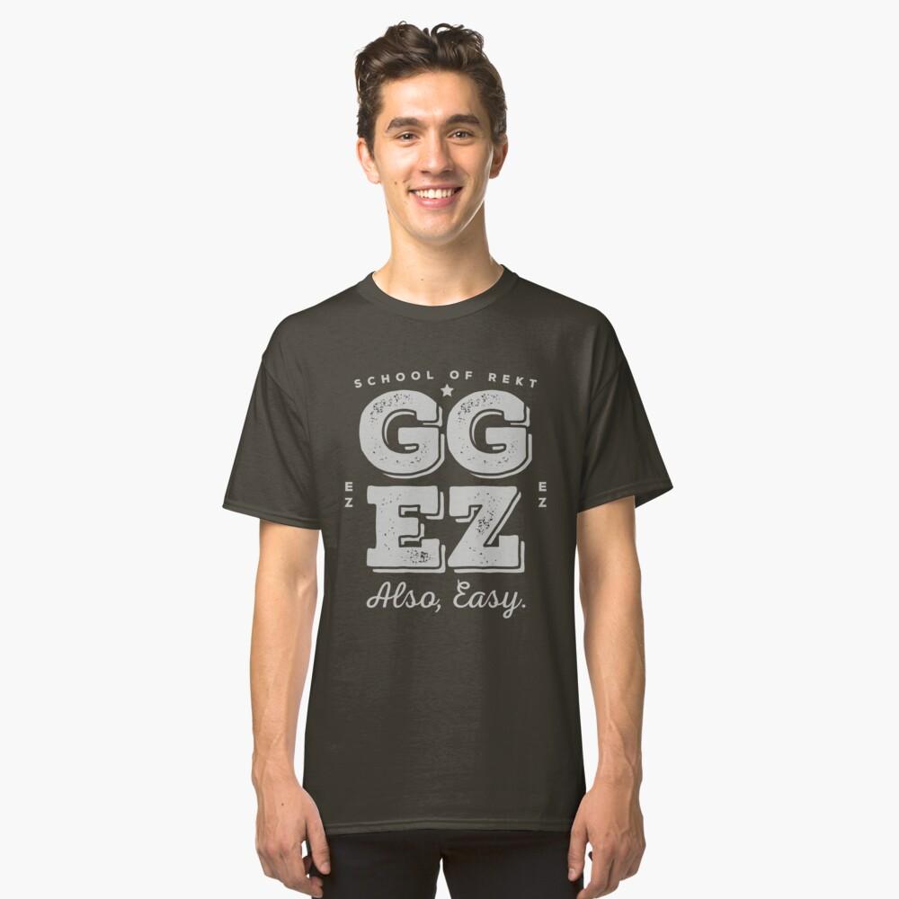 GG EZ Classic T-Shirt Front