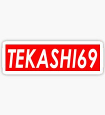 TEKASHI69 Sticker