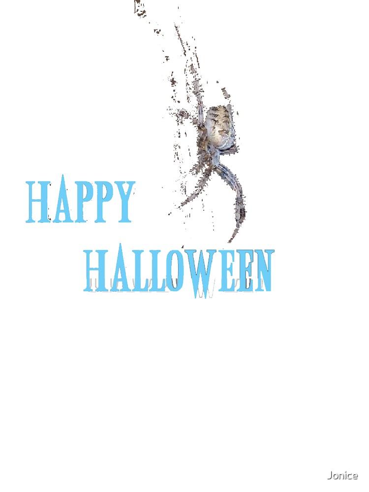 Happy Halloween by Jonice