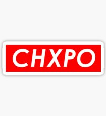 CHXPO Sticker