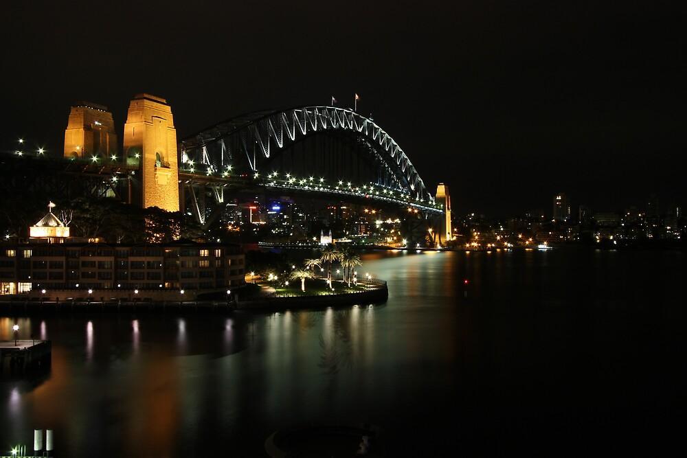 Harbour Bridge by zangten