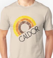 Caldor - Distressed Unisex T-Shirt