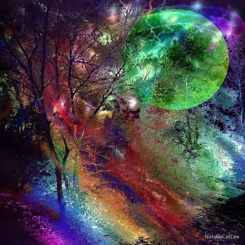 Liquid Forest 2 by NatalieCatLee