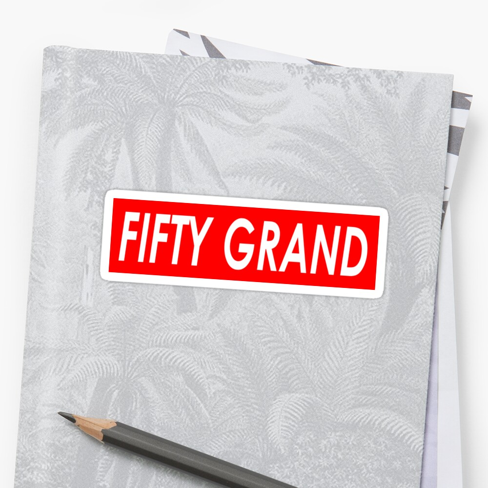 FIFTY GRAND by VeryRaree