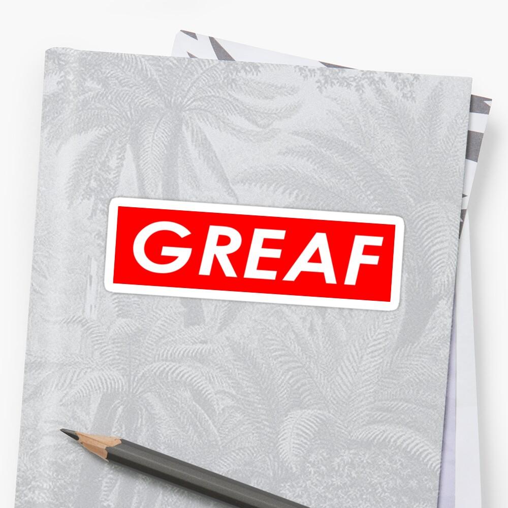 GREAF by VeryRaree