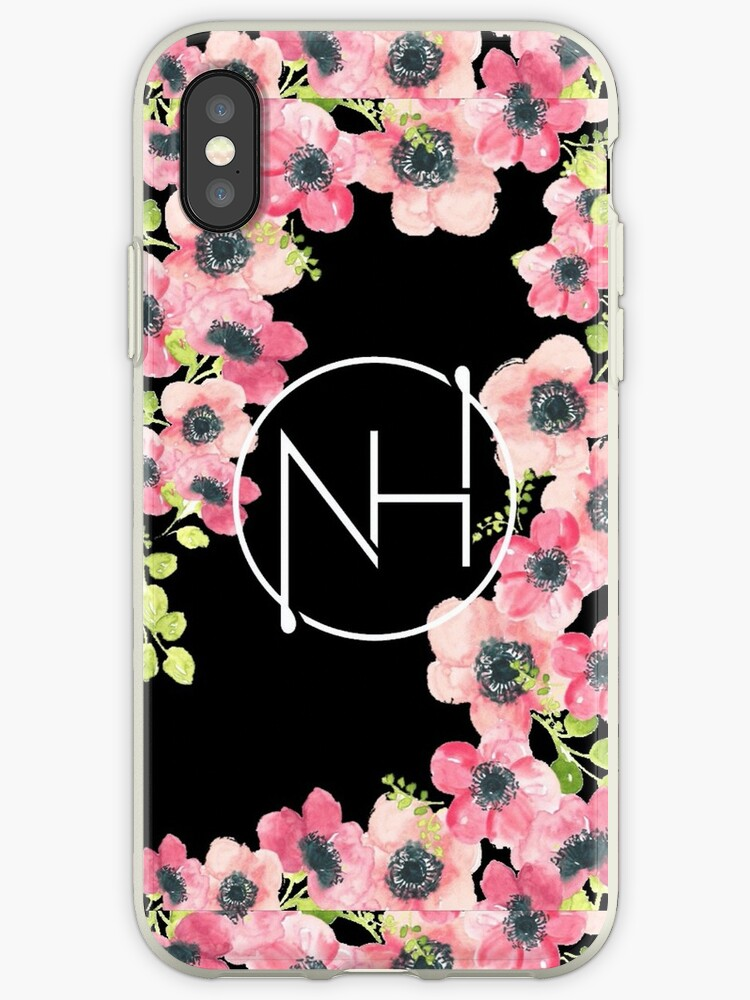 Niall floral phone case by abries