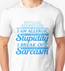 OPTICAL DISPENSER Unisex T-Shirt
