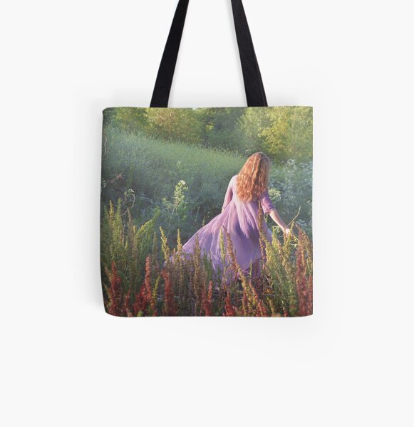 Katie's World #1 All Over Print Tote Bag