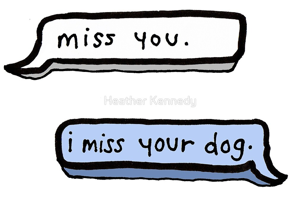 miss you by Heather Kennedy