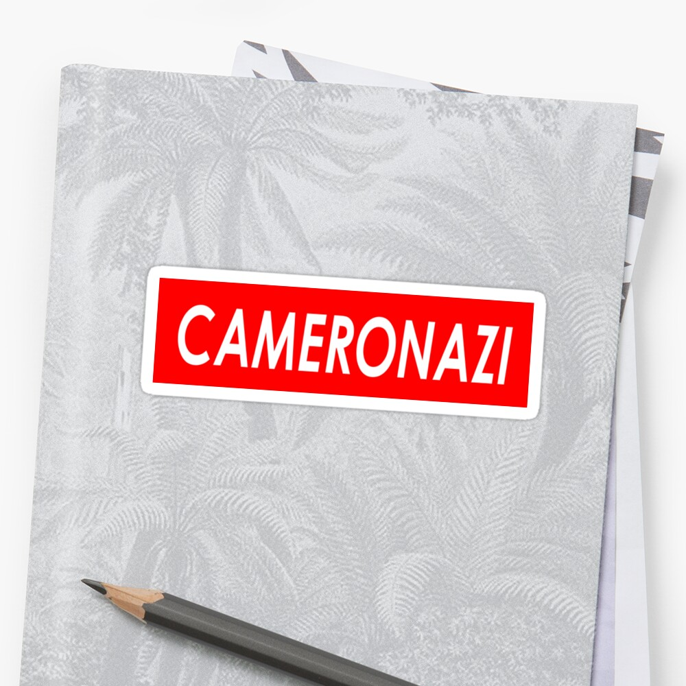 CAMERONAZI by VeryRaree