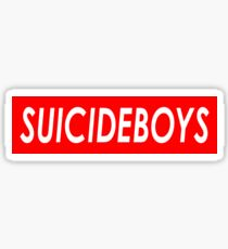 SUICIDEBOYS Sticker