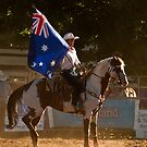 0016 Advance Australia Fair by DavidsArt