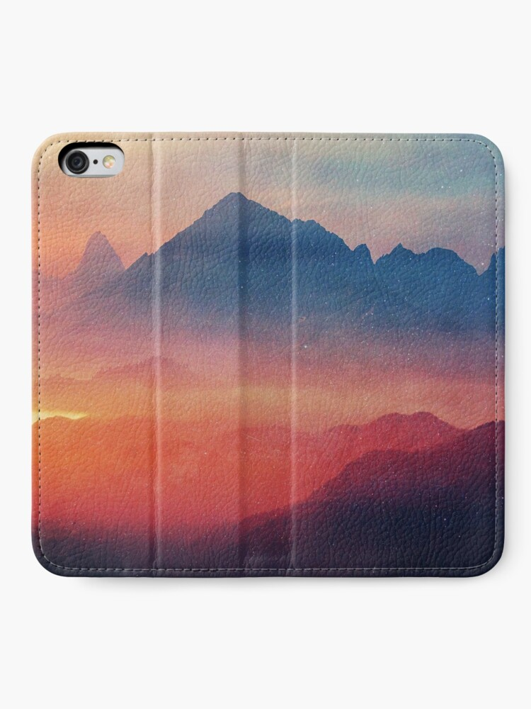 Alternate view of Landscape iPhone Wallet