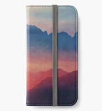 Landscape iPhone Wallet/Case/Skin