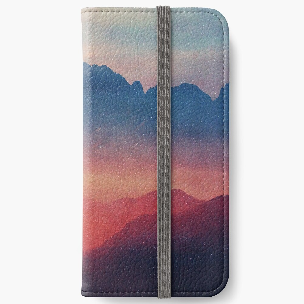Landscape iPhone Wallet