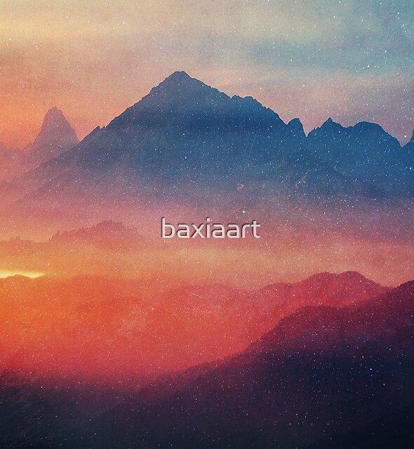 « Paysage » par baxiaart