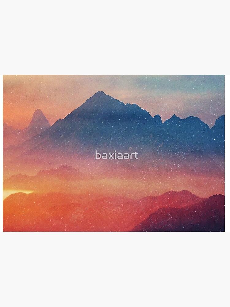 Landschaft von baxiaart