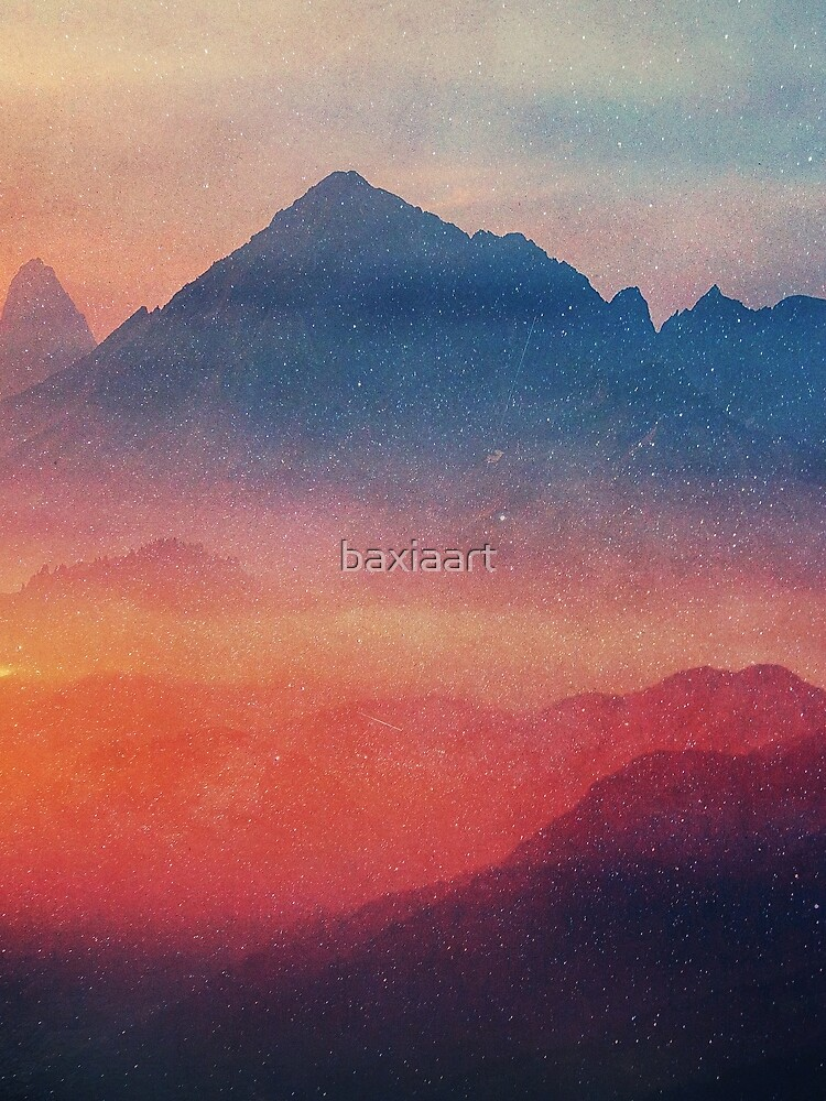 Landscape by baxiaart