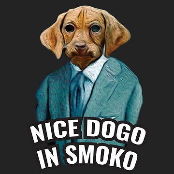 Dogo in smoko by Olivier117