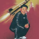 Tracksuit Rocket Man by oneksy