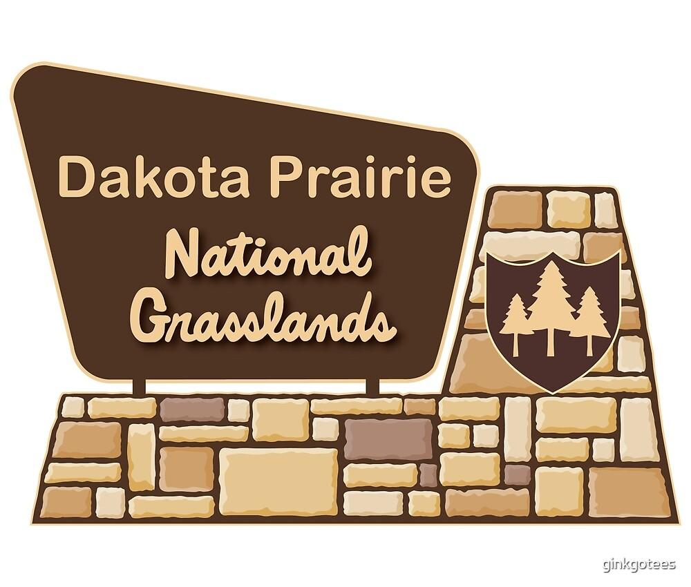 Dakota Prairie National Grasslands by ginkgotees