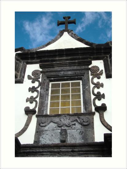 Religious architecture by Gaspar Avila