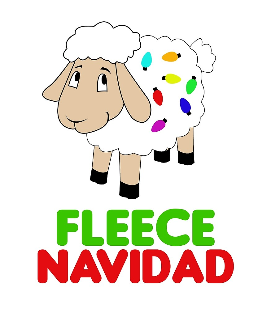 Fleece Navidad by CreativeStrike